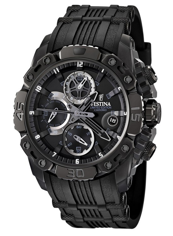 Festina Chrono Bike Black Limited Edition 2011 Watch