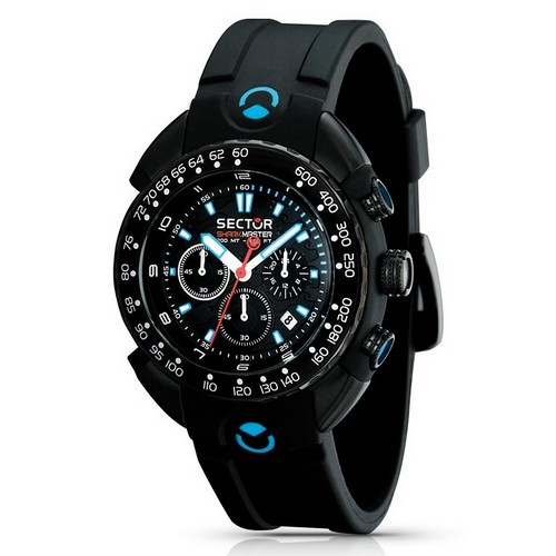Sector Marine Shark Master Chronograph Watch