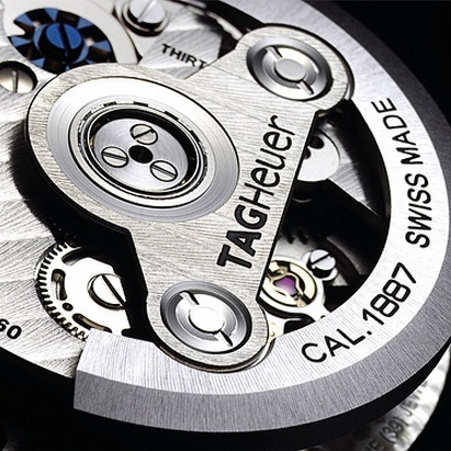 Tag Heuer Calibre 1887 Movement