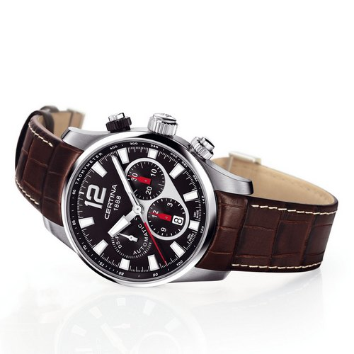 Certina DS Prince Chronograph Watch