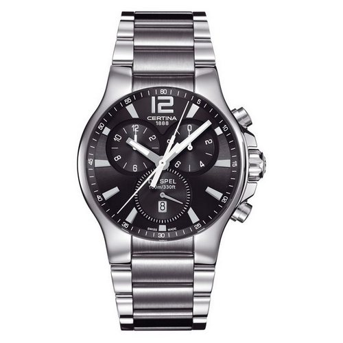 Certina DS Spel Chronograph Watch