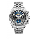Citizen Signature Moon Phase Flyback Chronograph Watch AV3000-56H