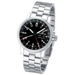 Fortis Spacematic GMT Watch 642.22.11