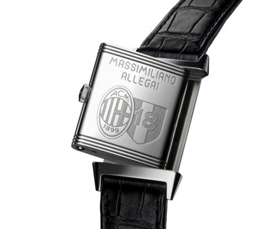 Jaeger-LeCoultre Grande Reverso AC Milano Watch