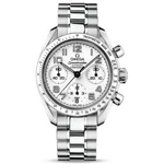 Omega Ladies' Speedmaster Automatic Chronometer Watch 324.30.38.40.04.001