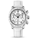 Omega Ladies' Speedmaster Automatic Chronometer Watch 324.33.38.40.04.001