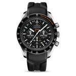 Omega Speedmaster HB-SIA Co-Axial GMT Chronograph Watch 321.92.44.52.01.001