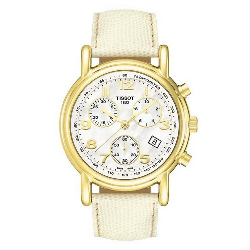 Tissot Carson Lady Chronograph T71.3.442.72 Watch