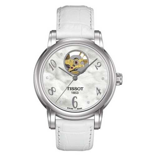 Tissot Lady Heart Watch