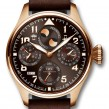 IWC Big Pilots Watch Perpetual Calendar Edition Antoine de Saint-Exupery Watch
