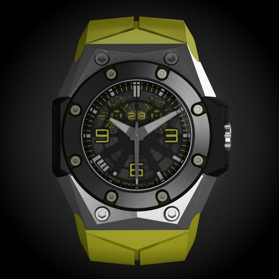 Linde Werdelin Oktopus II Diving Watch
