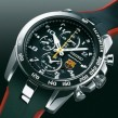Seiko Sportura FC Barcelona Alarm Chronograph Watch