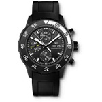IWC Aquatimer Chronograph Edition Galapagos Islands Watch IW376705