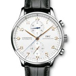 IWC Portuguese Chronograph Watch IW371401