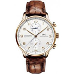 IWC Portuguese Chronograph Watch IW371480