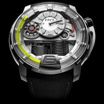 The World's First Hydro Mechanical Wristwatch HYT-H1
