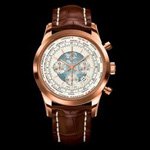 Breitling Transocean Chronograph Unitime Watch-1