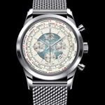 Breitling Transocean Chronograph Unitime Watch-4