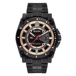 Bulova Precisionist Champlain Watch 98B143