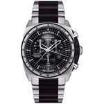 Certina DS Master Black Chronograph Watch C015.434.22.050.00