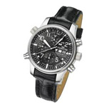 Fortis F-43 Flieger Chronograph GMT C.O.S.C. Watch-703.10.81