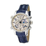 Fortis F-43 Flieger Chronograph GMT C.O.S.C. Watch-703.20.92