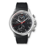 IWC Portuguese Yacht Club Chronograph Watch Edition Volvo Ocean Race 2011-2012