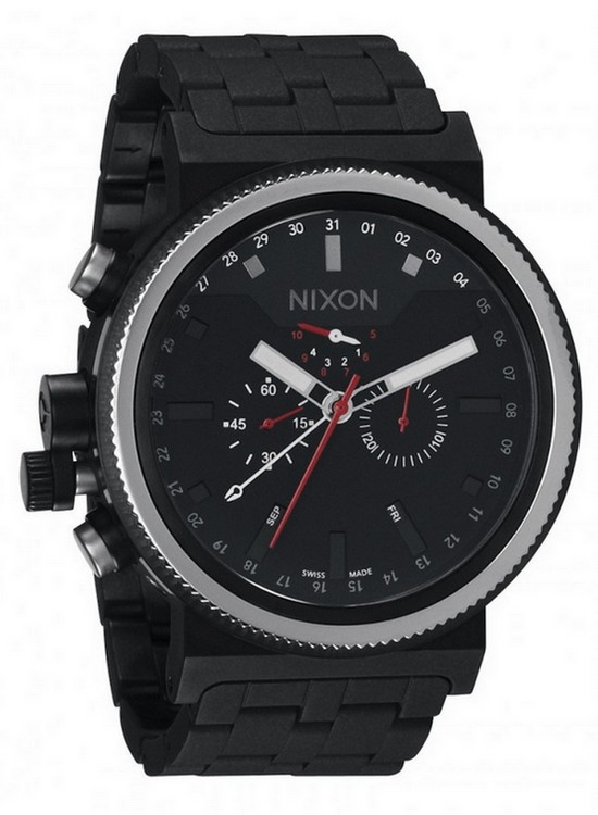 Nixon Trader Chronograph Watch