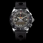 Breitling Professional Airwolf Raven Watch-A7836438/F539/200S/A20D.2
