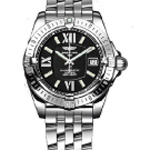 Breitling Windrider Cockpit Lady Stainless Steel Watch-A7135612/B903