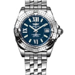 Breitling Windrider Cockpit Lady Stainless Steel Watch-A7135612/ C753