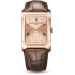 Baume-&-Mercier-Hampton-Small-Seconds-Watch-in-Rose-Gold-10033