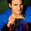 Roger Federer - Rolex Milgauss Watch