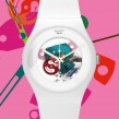 Swatch Originals Family Gent Lacquered Watch