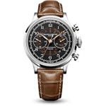 Baume-&-Mercier-Capeland-Flyback-Chronograph-Black-Dial-Watch-10068