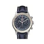 John-travolta-unveils-blue-sky-limited-edition-of-breitling-navitimer