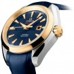 "Omega Seamaster Aqua Terra Co-Axial ""London 2012"" Ladies' Watch"