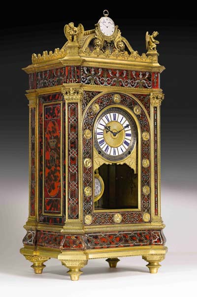 Duc dOrlans Breguet Sympathique Clock