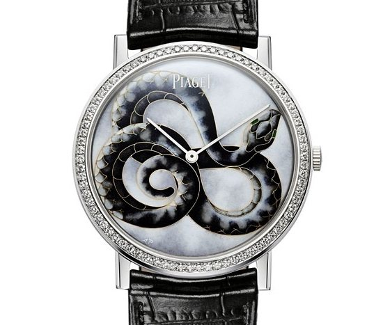 Piaget Altiplano Chinese Zodiac Snake Watch