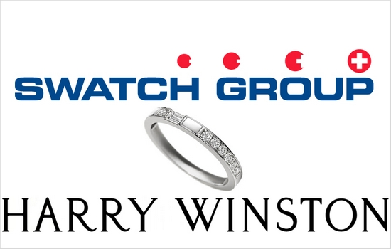 Swatch Group Harry Winston