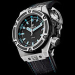 Eight-Limited-Series-of-new-Hublot-King-Power-Oceanographic-4000-Caribbean-Diving-Watches