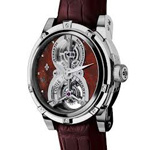 Louis-Moinet-Red-Stromatolite-Piece-Unique-Watch