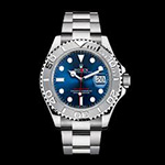 Rolex-Yacht-Master-Stainless-and-Platinum-Blue-Dial-Watch-116622