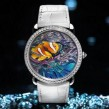 Cartier Mtiers d&#039;Art Watch Fish Motif