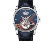 Parmigiani Fleurier Tonda Tourbillon Woodrock Watch