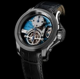 Cecil Purnell Tourbillon Regulator Watch