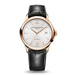 Baume-&-Mercier-Clifton-Automatic-18-Karats-Red-Gold-Watch-10058