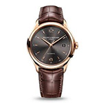 Baume-&-Mercier-Clifton-Automatic-18-Karats-Red-Gold-Watch-10059