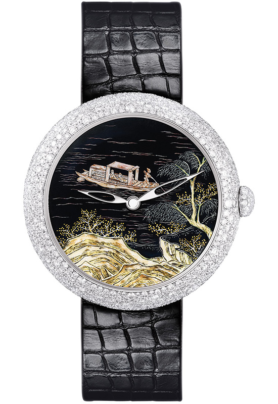 Chanel Mademoiselle Prive Coromandel Watch
