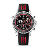 Omega Launched new Seamaster Diver ETNZ Limited Edition Watch 212.32.44.50.01.001